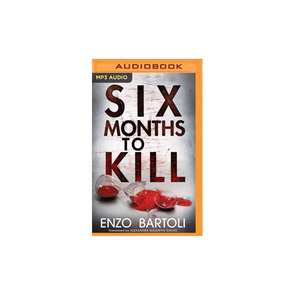 Six Months to Kill - MP3 Una by Enzo Bartoli (MP3-CD) When Régis is told he has six months left to live, the news leaves him numb. A gifted astrophysicist but a loner, he is resigned to dying alone and unfulfilled. But then he receives a macabre offer from a beautiful stranger that changes everything . . . Chloé represents an underground organisation that tracks down murderers who have escaped justice – and then kills them. And she wants Régis to do their dirty work. With nothing to lose, Régis soon discovers that he has a talent for killing. He devotes his remaining time to ridding Paris of the unrepentant guilty, taking more pleasure from ending lives than he ever did from living his. Although the clock is ticking, Régis has never felt so alive and in control. But what if he's not as in control as he thinks? Who is really behind the mysterious organisation Chloé works for – and why have they chosen him?