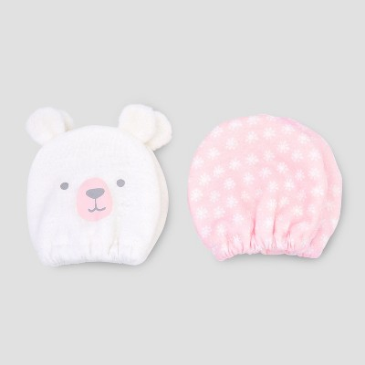 Baby Girls' Mittens - Just One You® made by carter's Pink One Size