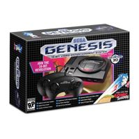 SEGA Genesis Mini Hardware Retro Console with 42 Built-in Games