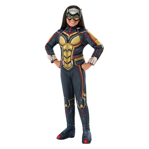 Girls' Marvel Ant-Man & The Wasp Wasp Halloween Costume - image 1 of 1
