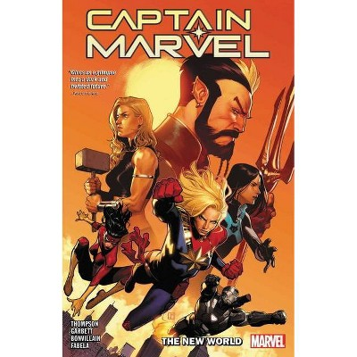 Captain Marvel Vol. 5 - by  Kelly Thompson (Paperback)
