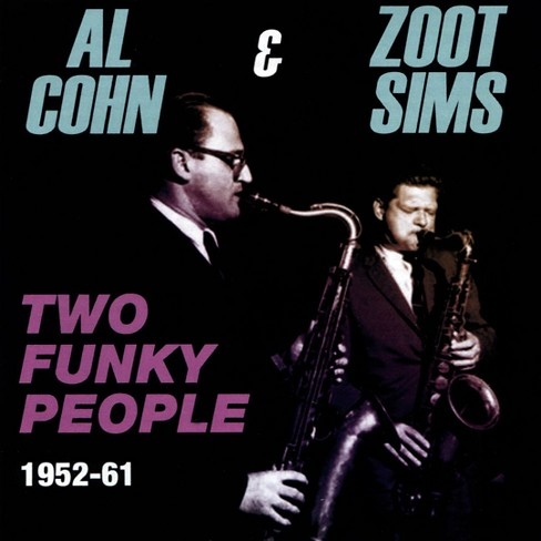 Al cohn - Two funky people:1952-1961 (CD) - image 1 of 1