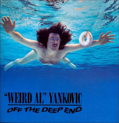 Weird al yankovic - Off the deep end (CD) - image 1 of 1
