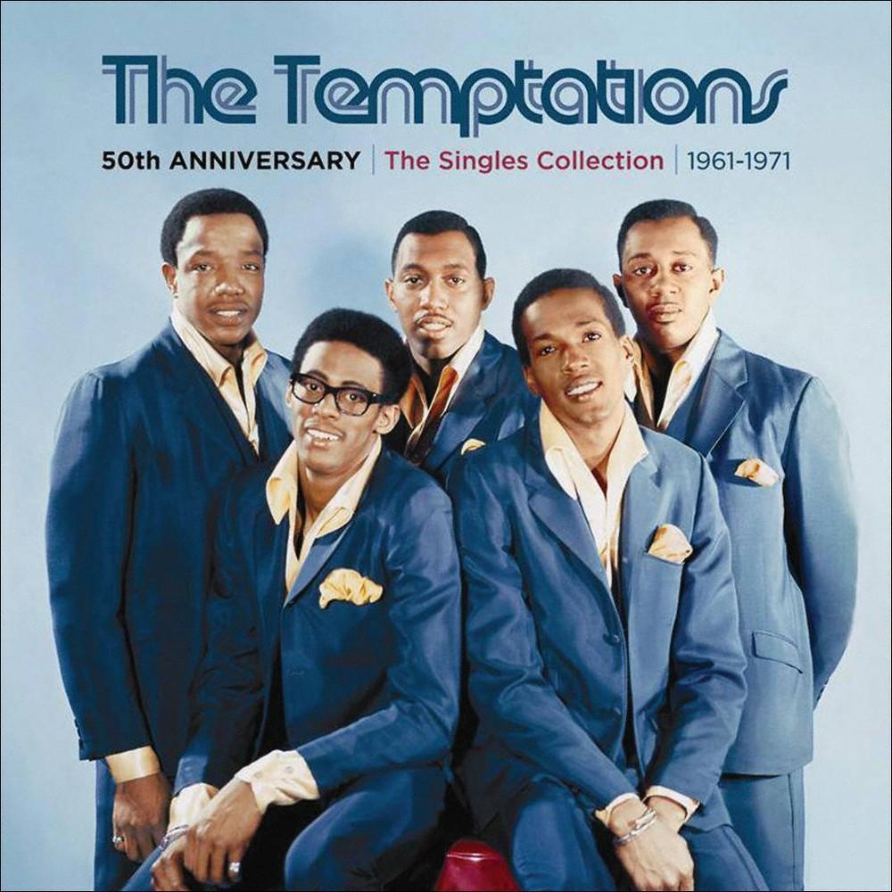Temptations - 50th Anniversary:Singles Coll 61-71 (CD)