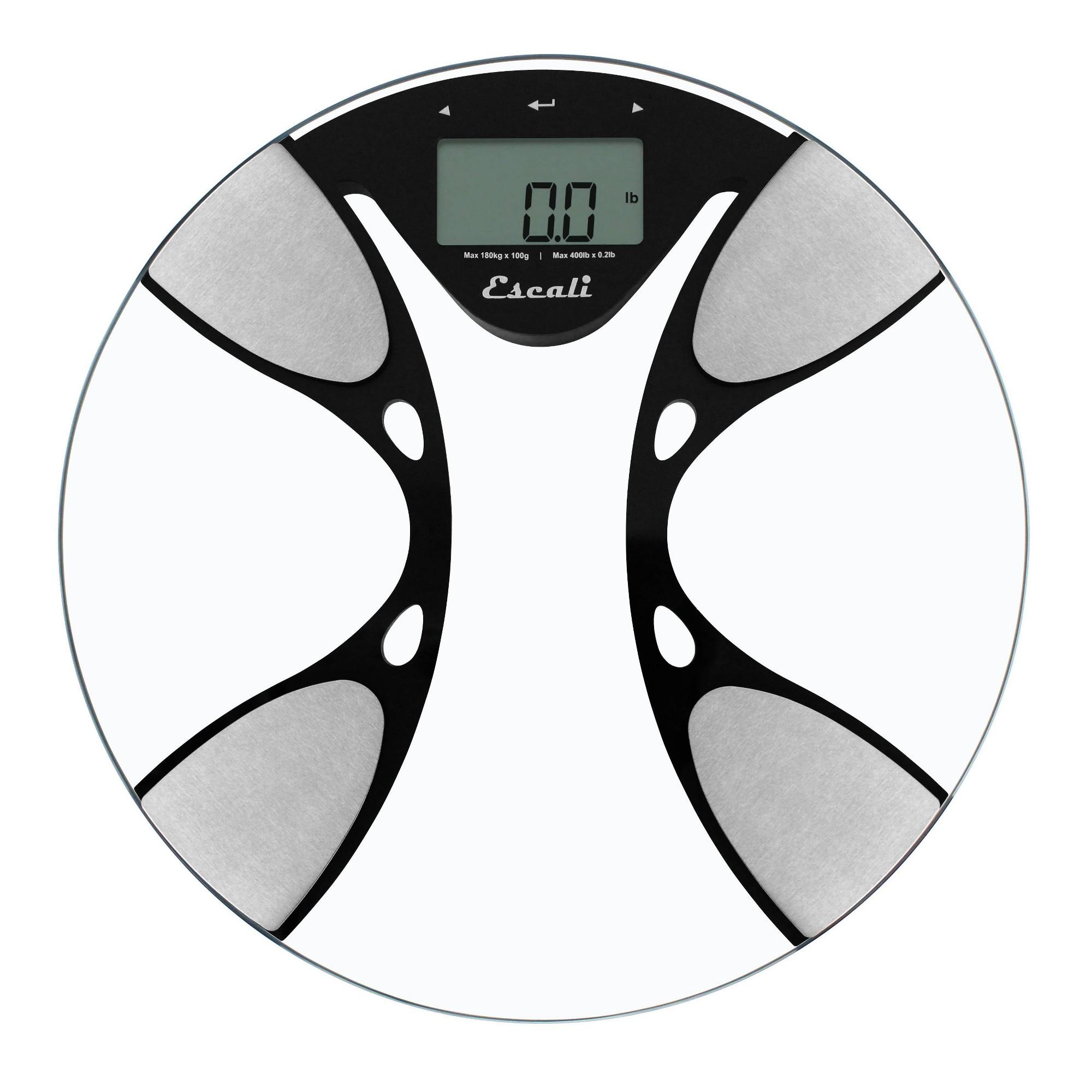 Ultra Slim Body Composition Scale - Escali