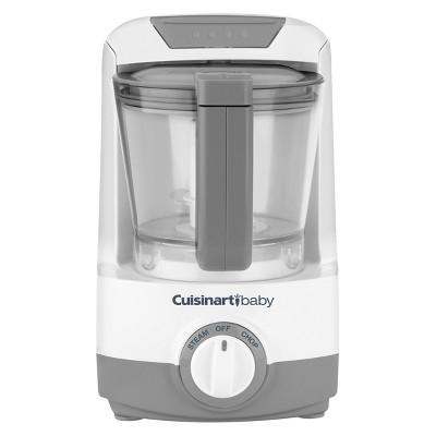 Cuisinart® Baby Food Maker And Bottle Warmer - White Bfm-1000