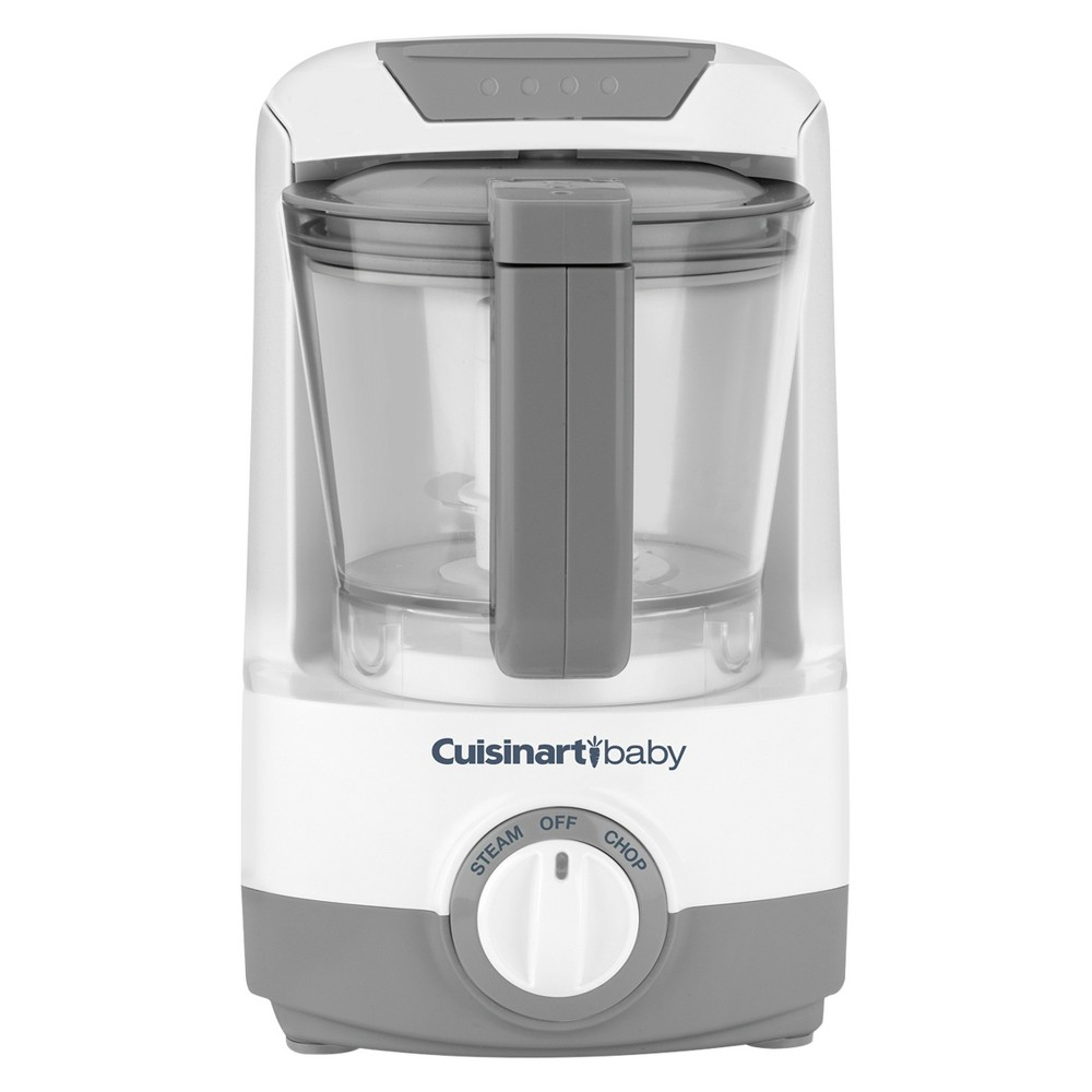 Cuisinart Baby Food Maker And Bottle Warmer - White Bfm-1000