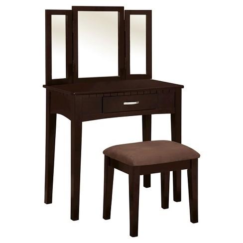 Vanity Set Furniture Of America