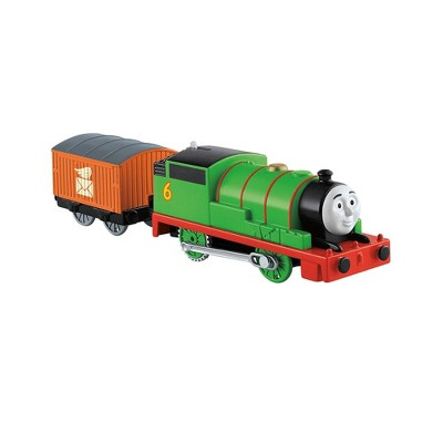 Fisher-Price Thomas & Friends Percy Motorized Engine with Tender