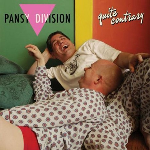 Pansy division - Quite contrary (CD) - image 1 of 1