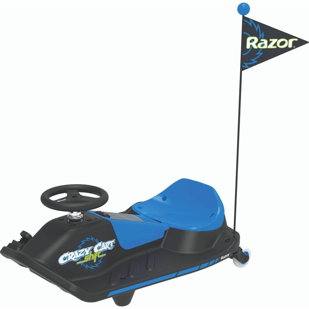 Razor Crazy Cart Shift Electric Drifting Go Kart