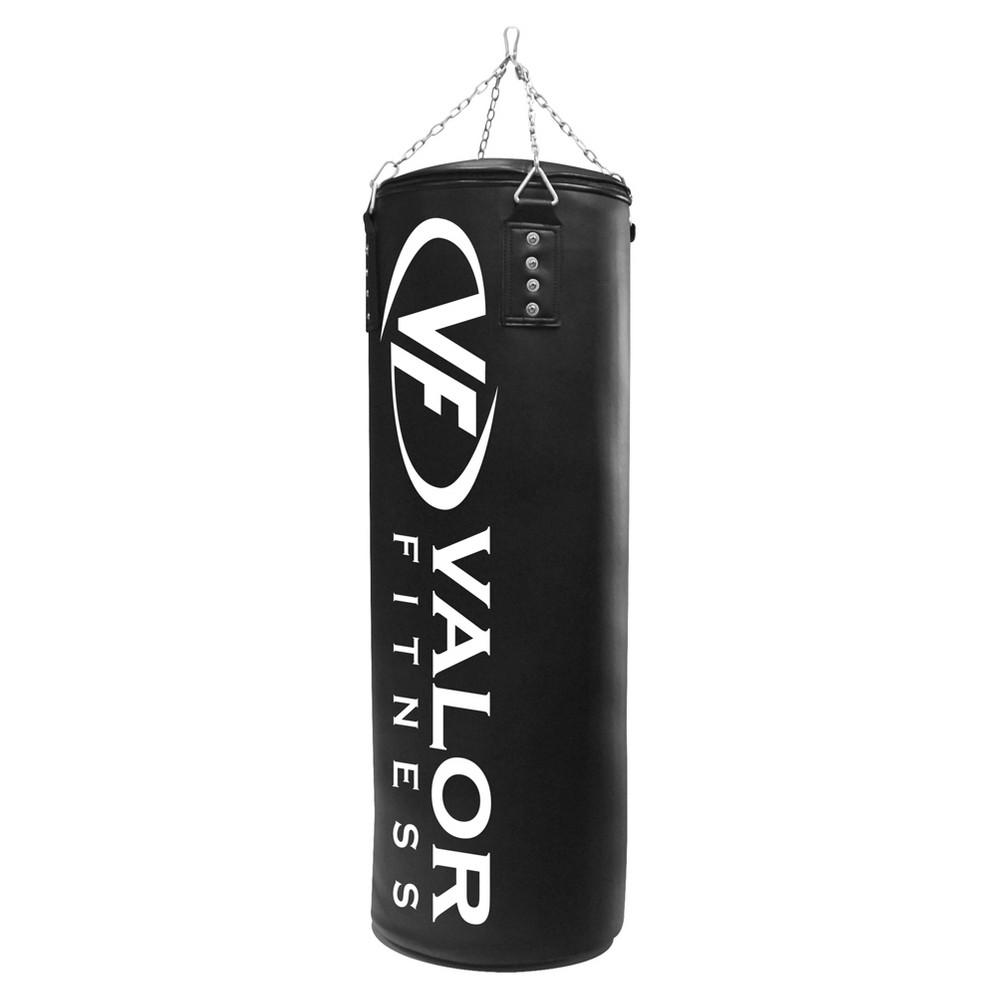 Valor Boxing VB-Apb-42 Adjustable Heavy Punching Bag, Black
