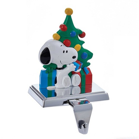 Peanuts Snoopy Christmas Stocking Holder - image 1 of 1