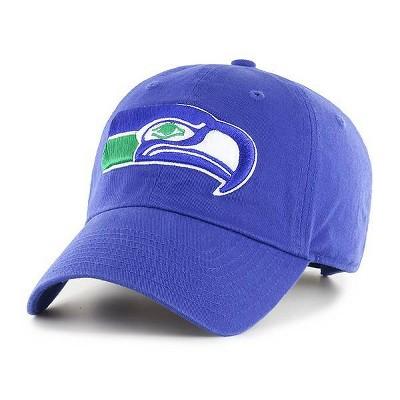 NFL Seattle Seahawks Vintage Clean Up Hat