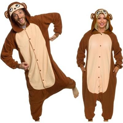 Funziez! Monkey Men's Novelty Union Suit