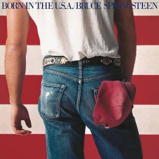 Bruce Springsteen - Born In The USA (Vinyl)