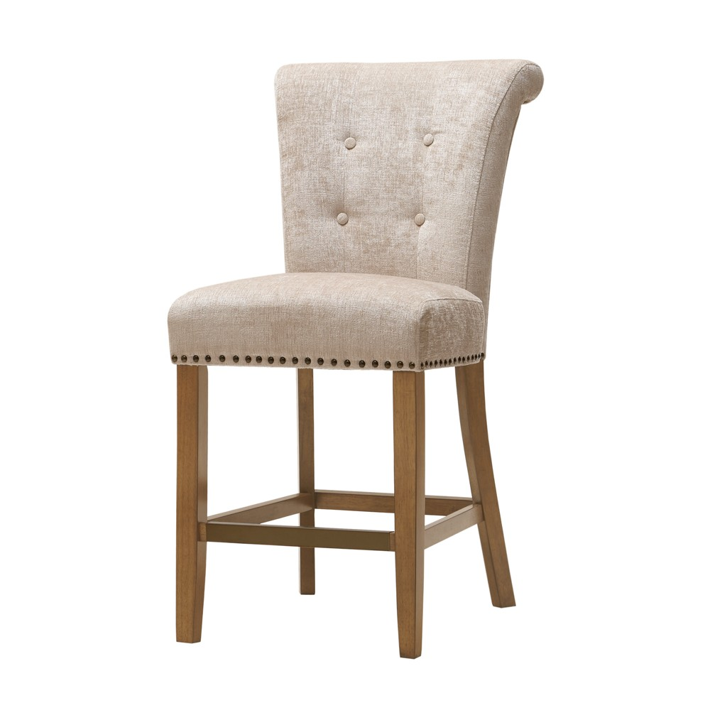 Counter And Bar Stools Cream (Ivory)