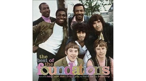Foundations - Very Best Of The Foundations (CD) - image 1 of 1