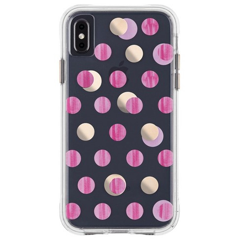Case Mate Iphone Xs Max Wallpapers Pink Dot Case Target