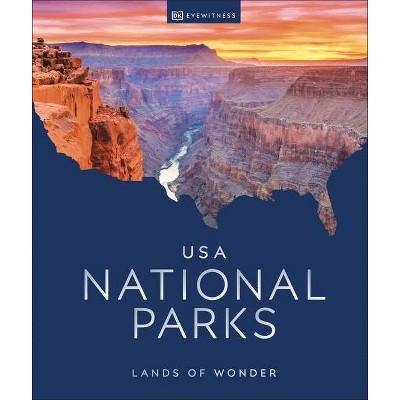 USA National Parks - (Hardcover)