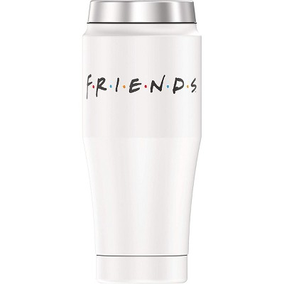 Thermos 16 oz. FRIENDS Vacuum Insulated Stainless Steel Travel Tumbler