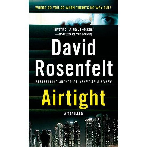 Airtight - by  David Rosenfelt (Paperback) - image 1 of 1