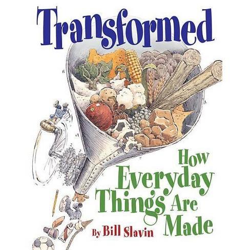 Transformed - by  Bill Slavin (Paperback) - image 1 of 1