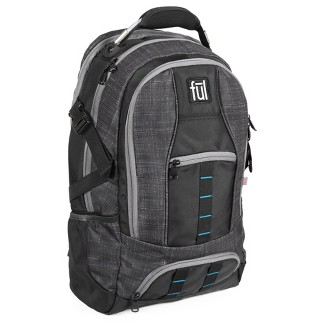"FUL 18"" Breakout Backpack - Grey"