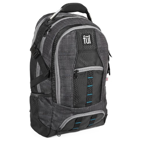 "FUL 18"" Breakout Backpack - Grey - image 1 of 5"