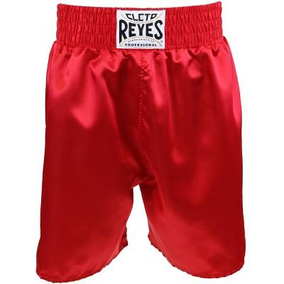 Cleto Reyes Satin Classic Boxing Trunks