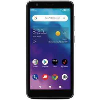 Verizon Prepaid ZTE Blade Vantage 2 (16GB) - Black