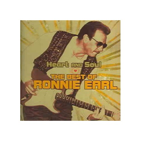 Ronnie Earl - Heart And Soul: The Best of Ronnie Earl (CD) - image 1 of 1