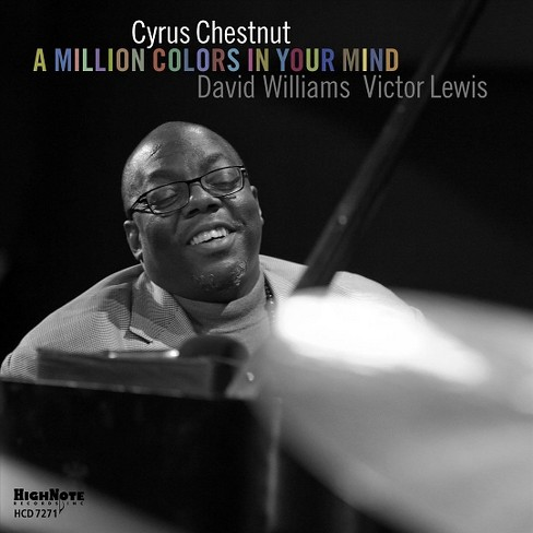 Cyrus Chestnut - Million Colors In Your Mind (CD) - image 1 of 1