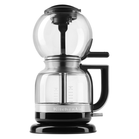 KitchenAid Siphon Coffee Brewer 8 cups - Black KCM0812OB - image 1 of 5