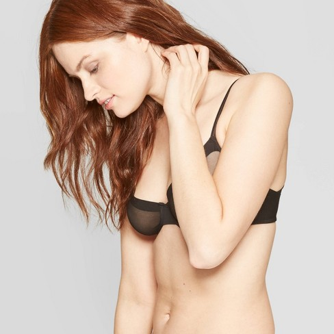 Women's Mesh Unlined Bra - Auden™ - image 1 of 4