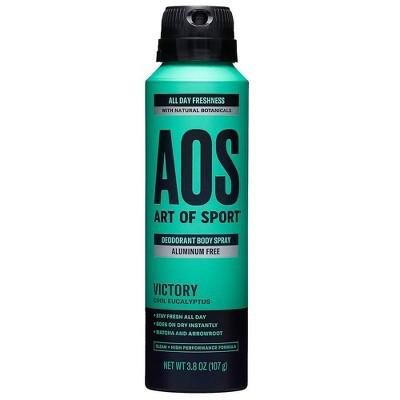 Art of Sport Men's Body Spray Victory - 3.5 fl oz