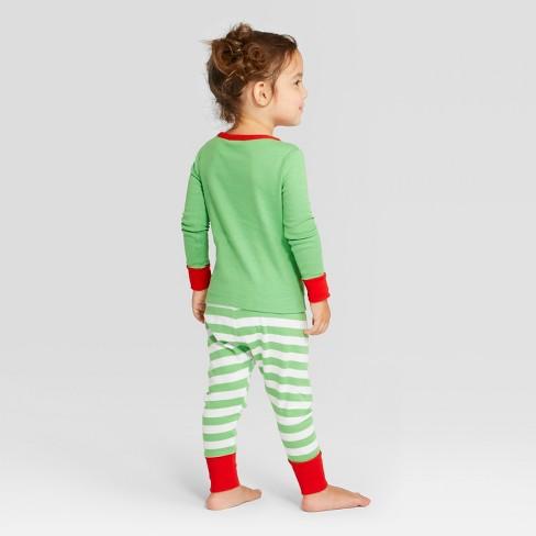 Toddler Holiday Elf Pajama Set - Wondershop™...   Target 3e3702c4e