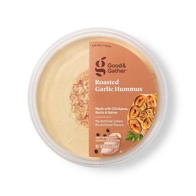 Roasted Garlic Hummus - 10oz - Good & Gather™