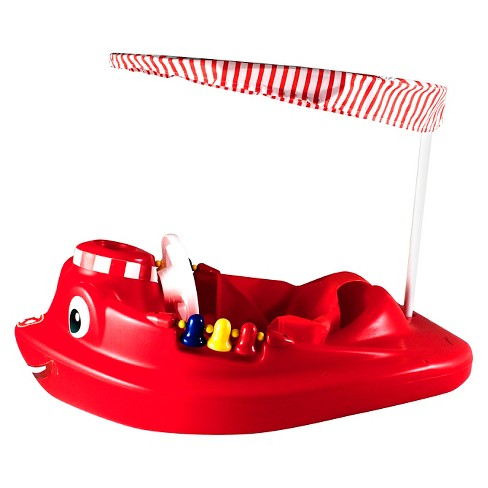 Swimways Spring Float - Tug Boat - image 1 of 2