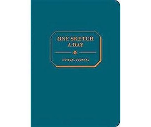 One Sketch a Day : A Visual Journal (Hardcover) - image 1 of 1