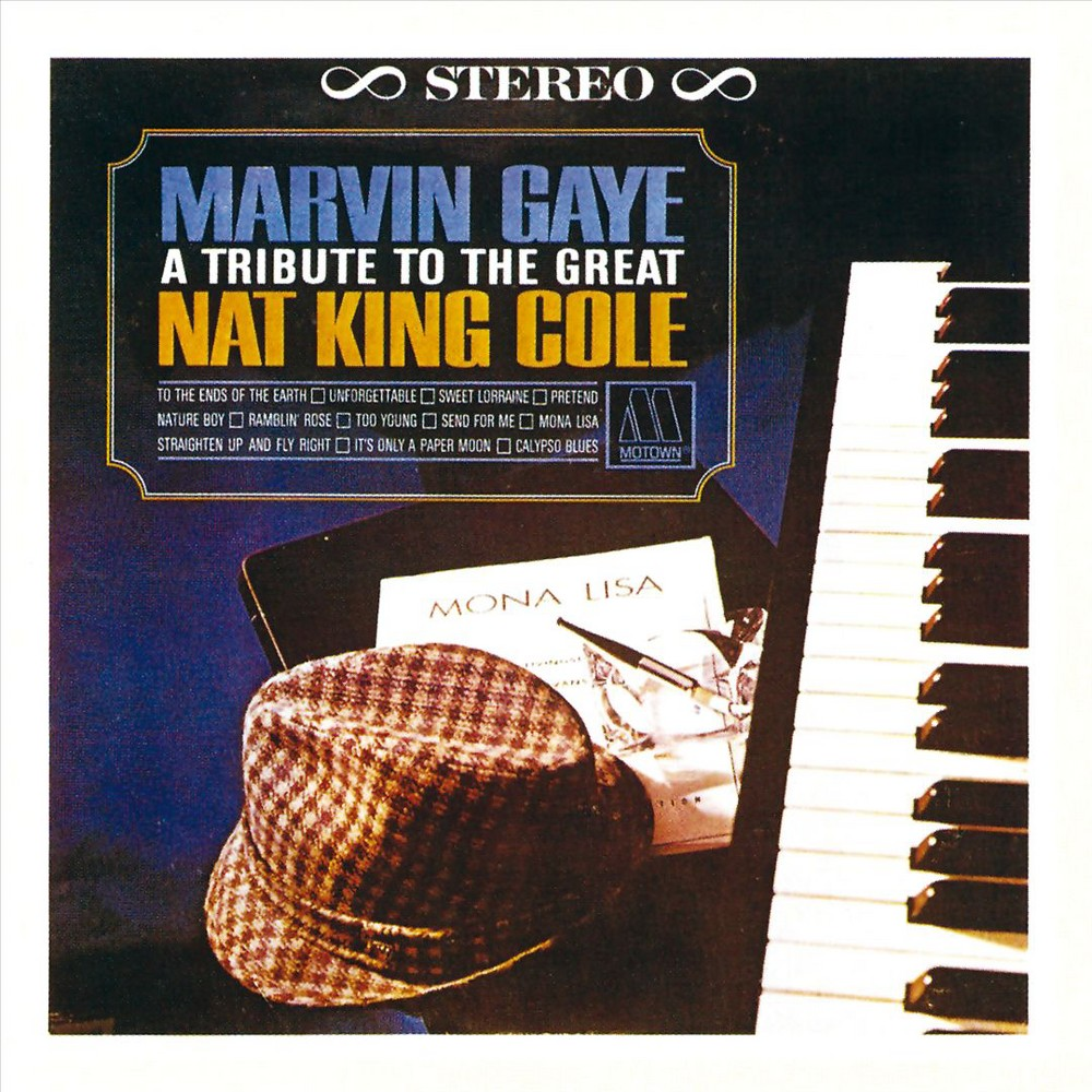 Marvin Gaye - Tribute To The Great Nat King Cole (Vinyl)