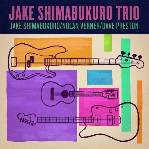 Jake Shimabukuro  No - Trio (CD) - image 1 of 1