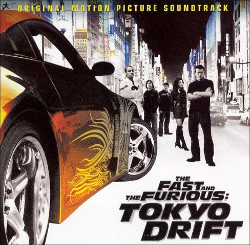 Various - Fast and the furious:Tokyo drift (Ost (CD) - image 1 of 1