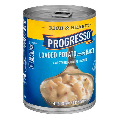 Progresso® Rich & Hearty Loaded Potato with Bacon Soup 18.5 oz - image 1 of 3