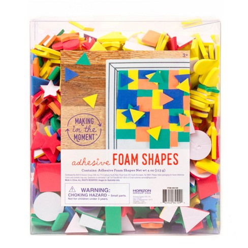 Adhesive Foam Shapes 4oz - Making in the Moment - image 1 of 2