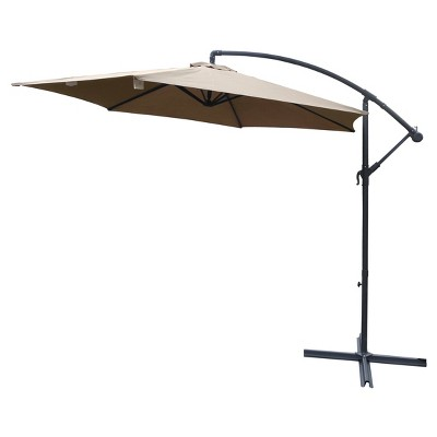Monterey Banana 10' Sun Cantilever Canopy - Christopher Knight Home