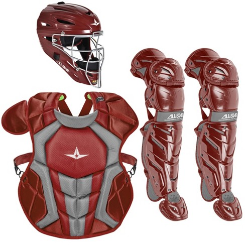 All-Star System7 Axis NOCSAE Intermediate Baseball Catcher's Package - image 1 of 1