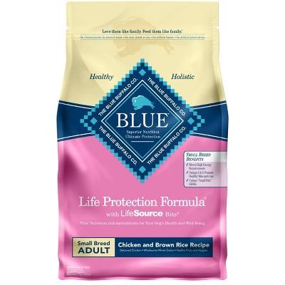 Dog Food: Blue Buffalo Life Protection Small Breed Adult