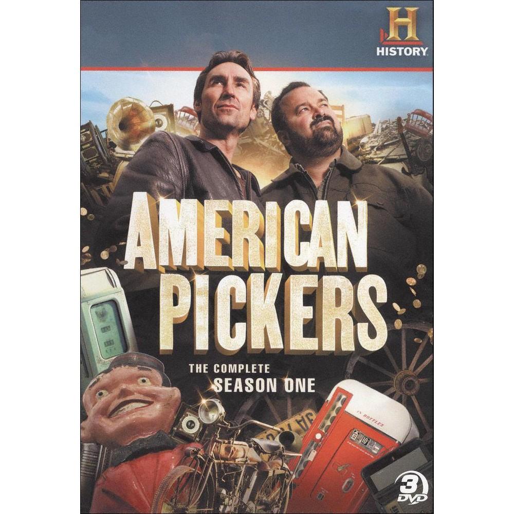 American Pickers: The Complete Season One [3 Discs]