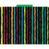 Barker Creek 24pk Neon Stripe Letter Size File Folders - image 2 of 3